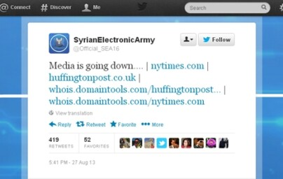 Why the Syrian Electronic Army is still a threat to Cybersecurity